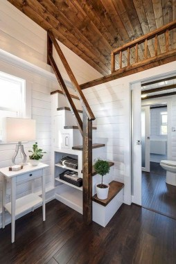 Awesome Tiny House Design Ideas For Your Family27