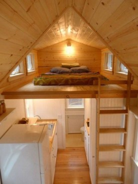 Awesome Tiny House Design Ideas For Your Family33