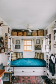 Awesome Tiny House Design Ideas For Your Family38