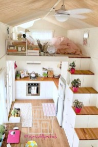 Awesome Tiny House Design Ideas For Your Family39