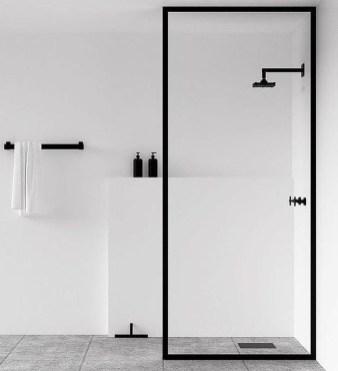 Beautiful Minimalist Bathroom Design Ideas For Your Home26