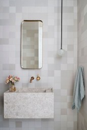 Beautiful Minimalist Bathroom Design Ideas For Your Home41