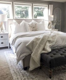 Cozy Bedroom Design Ideas To Make Your Sleep More Comfortable21