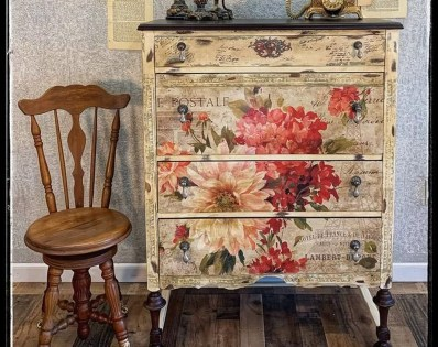 Creative Ideas To Change Old And Unused Items Into Beautiful Furniture08