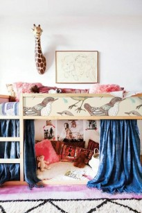 Creative Ideas To Change Old And Unused Items Into Beautiful Furniture25