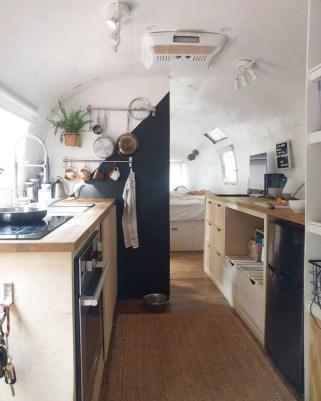 Elegant Airstream Decorating Ideas For Comfortable Holidays Trip06