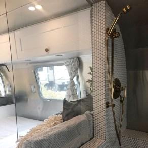 Elegant Airstream Decorating Ideas For Comfortable Holidays Trip10