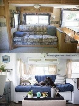 Elegant Airstream Decorating Ideas For Comfortable Holidays Trip15