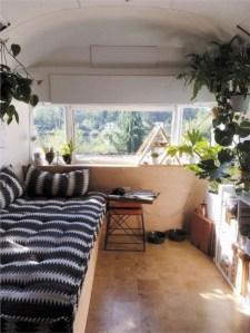 Elegant Airstream Decorating Ideas For Comfortable Holidays Trip19