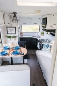 Elegant Airstream Decorating Ideas For Comfortable Holidays Trip23
