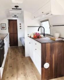 Elegant Airstream Decorating Ideas For Comfortable Holidays Trip28