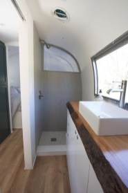 Elegant Airstream Decorating Ideas For Comfortable Holidays Trip29