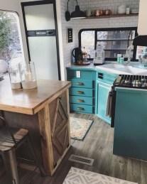 Elegant Airstream Decorating Ideas For Comfortable Holidays Trip31