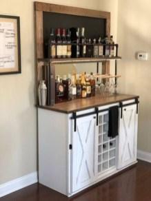 Gorgeous Minibar Designs Ideas For Your Kitchen12