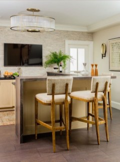 Gorgeous Minibar Designs Ideas For Your Kitchen18