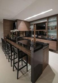 Gorgeous Minibar Designs Ideas For Your Kitchen19
