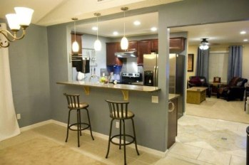 Gorgeous Minibar Designs Ideas For Your Kitchen32