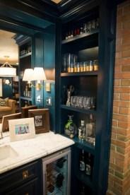 Gorgeous Minibar Designs Ideas For Your Kitchen38