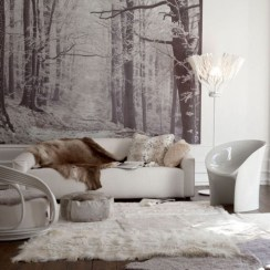 How To Create Beautiful Winter Shades To Your Home32