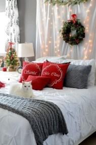 Impressive Christmas Bedding Ideas You Need To Copy11