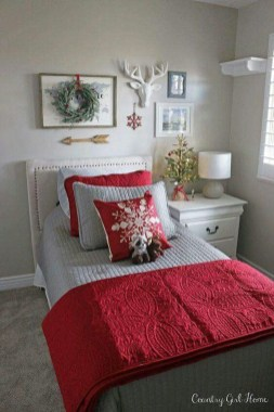 Impressive Christmas Bedding Ideas You Need To Copy24