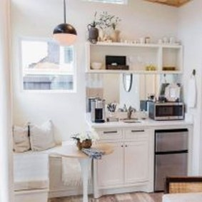 Impressive Minimalist Kitchen Design Ideas For Tiny Houses04