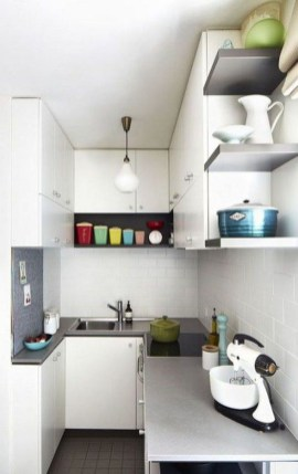 Impressive Minimalist Kitchen Design Ideas For Tiny Houses06