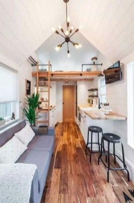 Impressive Minimalist Kitchen Design Ideas For Tiny Houses08