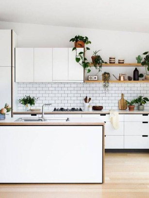 Impressive Minimalist Kitchen Design Ideas For Tiny Houses25