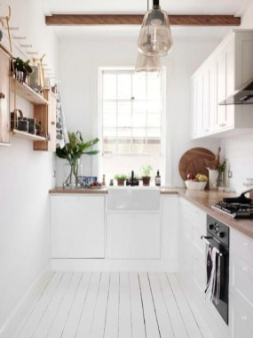 Impressive Minimalist Kitchen Design Ideas For Tiny Houses33