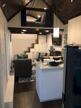 Impressive Minimalist Kitchen Design Ideas For Tiny Houses35