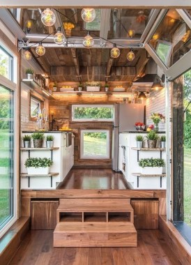 Impressive Minimalist Kitchen Design Ideas For Tiny Houses36