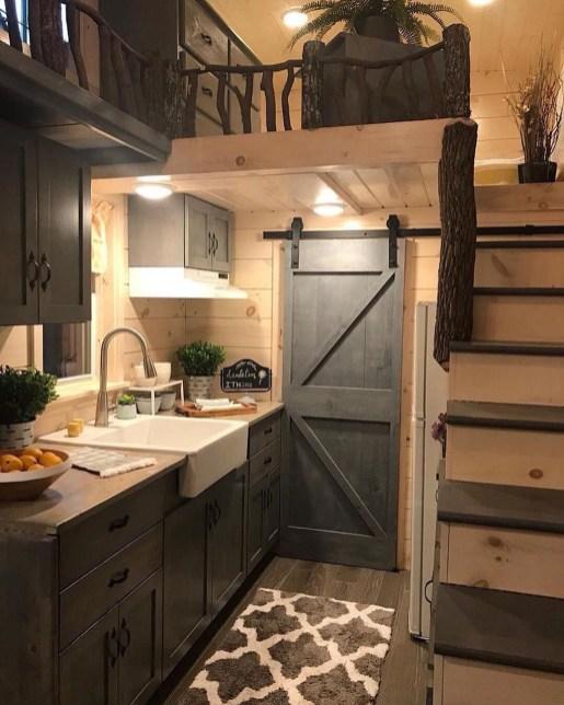 Impressive Minimalist Kitchen Design Ideas For Tiny Houses46