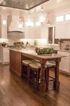 Island Kitchen Design Ideas Attractive For Comfortable Cooking06