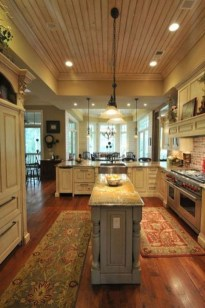 Island Kitchen Design Ideas Attractive For Comfortable Cooking14