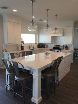 Island Kitchen Design Ideas Attractive For Comfortable Cooking18