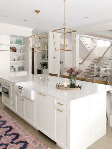 Island Kitchen Design Ideas Attractive For Comfortable Cooking23