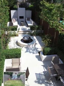 Minimalist Creative Garden Ideas To Enhance Your Small House Beautiful23