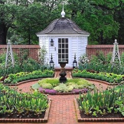 Perfect Garden House Design Ideas For Your Home04