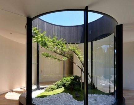 Perfect Garden House Design Ideas For Your Home06