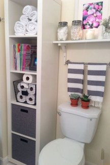 Tricks You Need To Know When Organizing A Simple Bathroom05