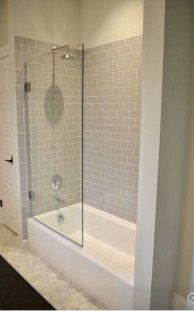 Amazing Small Glass Shower Design Ideas For Relaxing Space19