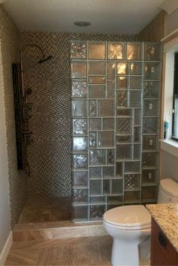 Amazing Small Glass Shower Design Ideas For Relaxing Space37