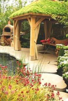 Attractive And Unique Gazebo Ideas That You Must Know18