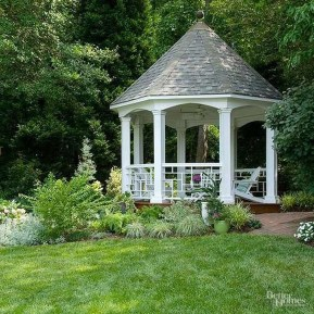 Attractive And Unique Gazebo Ideas That You Must Know19