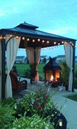 Attractive And Unique Gazebo Ideas That You Must Know26