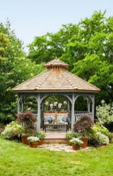 Attractive And Unique Gazebo Ideas That You Must Know28