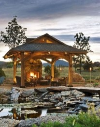 Attractive And Unique Gazebo Ideas That You Must Know38
