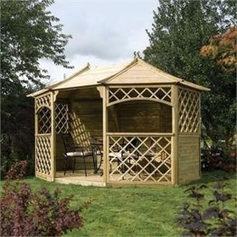 Attractive And Unique Gazebo Ideas That You Must Know39
