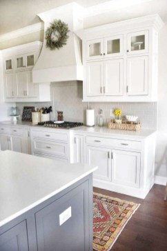 Awesome Farmhouse Kitchen Cabinet Design Ideas You Should Know That44